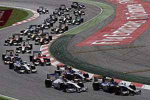 Would the 'Super-GP2' proposal in F1 work?