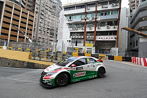 WTCC Practice report Tarquini, Monteiro make 1-2 for Honda
