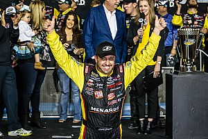 NASCAR Truck Commentary Matt Crafton becomes first back-to-back champion in NCWTS history