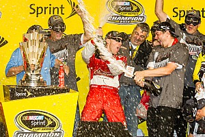 NASCAR Sprint Cup Commentary 10 thoughts on the end of a long NASCAR season...