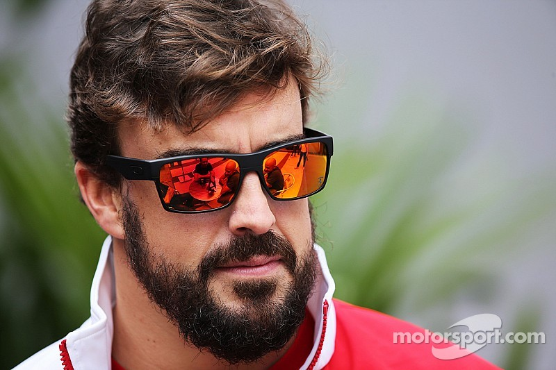 "Alonso leaving by ""common consent,"" says Ferrari"