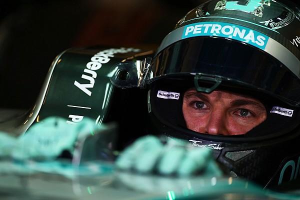 Abu Dhabi GP practice 3 results: Nico Rosberg steals the lead