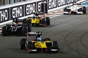 GP2 Race report DAMS clinches a grand slam!