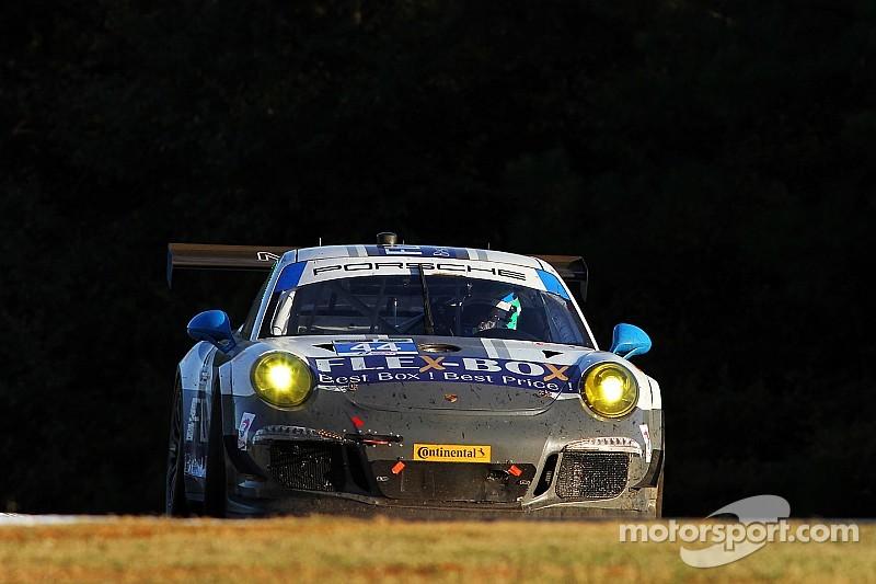 Magnus Racing back with Porsche program for 2015