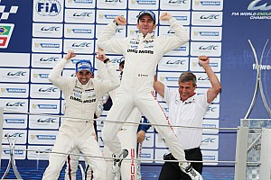 Porsche breaks through and wins at Interlagos