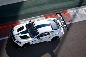 GT Breaking news HTP drops Mercedes in favor of Bentley for five-car effort in 2015