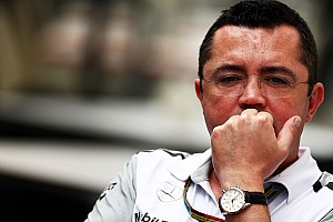 2014 'hard work' for new McLaren boss Boullier