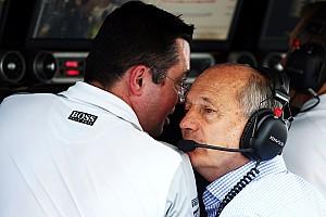 McLaren denies 2015 driver decision 'problem'