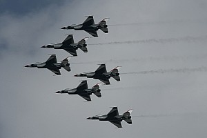 NASCAR Sprint Cup Breaking news Air Force Thunderbirds to perform the Daytona 500 flyover again