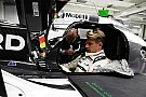 Nico Hulkenberg takes first laps in Porsche 919