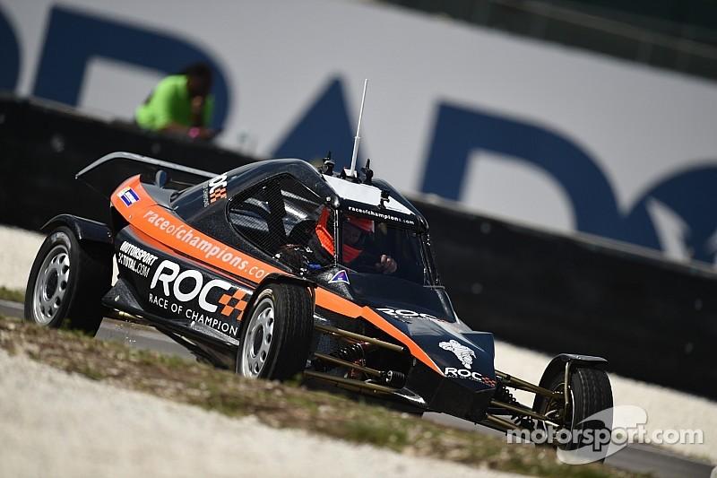 Race of Champions semi-finals grid set