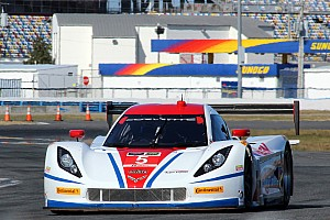 Action Express gets on track with the Corvette C7 DP