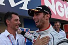 Champion López reveals Loeb worship