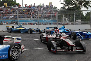 Dario Franchitti talks Formula E: