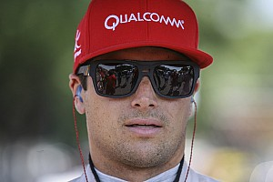 While he enjoys Formula E, Piquet Jr. dreams of a NASCAR return