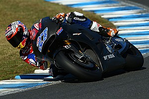 MotoGP Breaking news Stoner signs new HRC testing deal for 2015