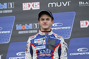 Formula V8 3.5 Breaking news Arden announce first driver for World Series by Renault FR3.5 Campaign