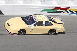 ARCA Testing report Empire Racing tops charts at final Daytona ARCA test