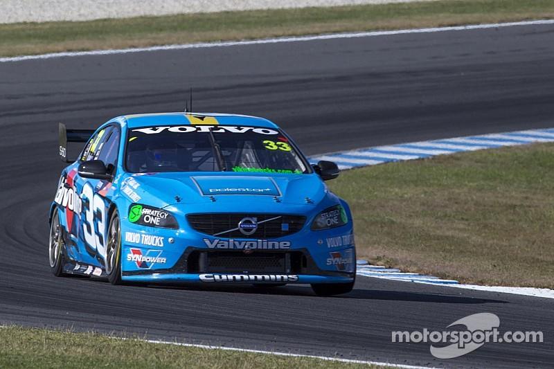 Volvo eyes Formula E, not F1
