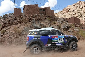 Dakar Stage report Robb's Dakar ride: Day 10