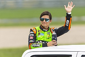Gene Haas looks to re-sign Danica Patrick