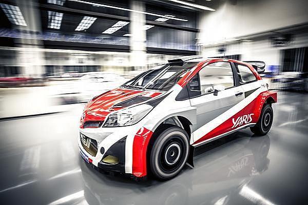 Toyota confirms World Rallying comeback