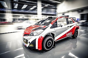 WRC Breaking news Toyota confirms World Rallying comeback