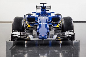 Formula 1 Breaking news Sauber F1 Team presents the Sauber C34-Ferrari