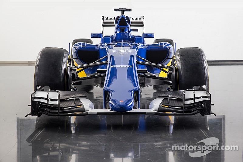 Sauber F1 Team presents the Sauber C34-Ferrari