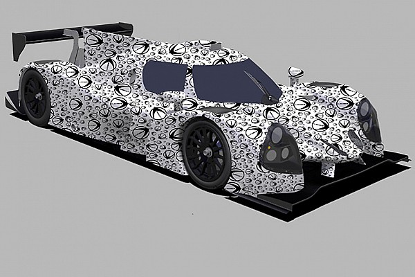 Onroak Automotive announces plans for LMP3 car