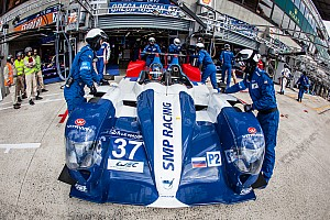 European Le Mans Breaking news SMP Racing to concentrate on ELMS in 2015