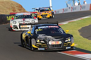 Endurance Qualifying report Audi empire strikes back in Bathurst qualifying thriller