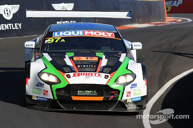 Craft-Bamboo on top with three hours remaining at Bathurst