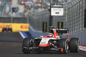 Formula 1 Breaking news Williams says it backed Marussia's bid