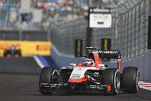 Formula 1 Breaking news Williams says it backed Marussia's bid