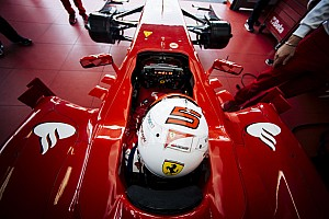 Arrivabene: Vettel 'a carbon copy of Schumi'