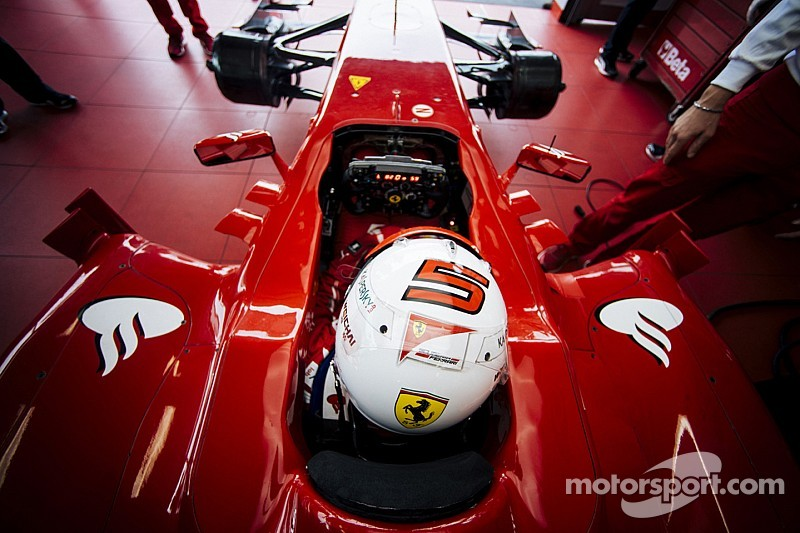 Arrivabene: Vettel 'a carbon copy of Schumi'
