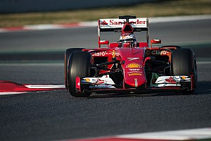 Formula 1 Breaking news Raikkonen: New Ferrari a completely different story