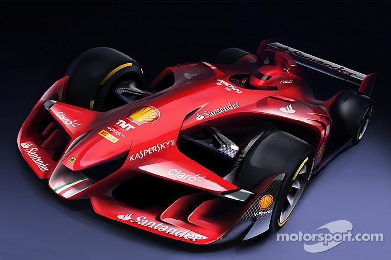Vettel gives his verdict on Ferrari's Formula One concept car