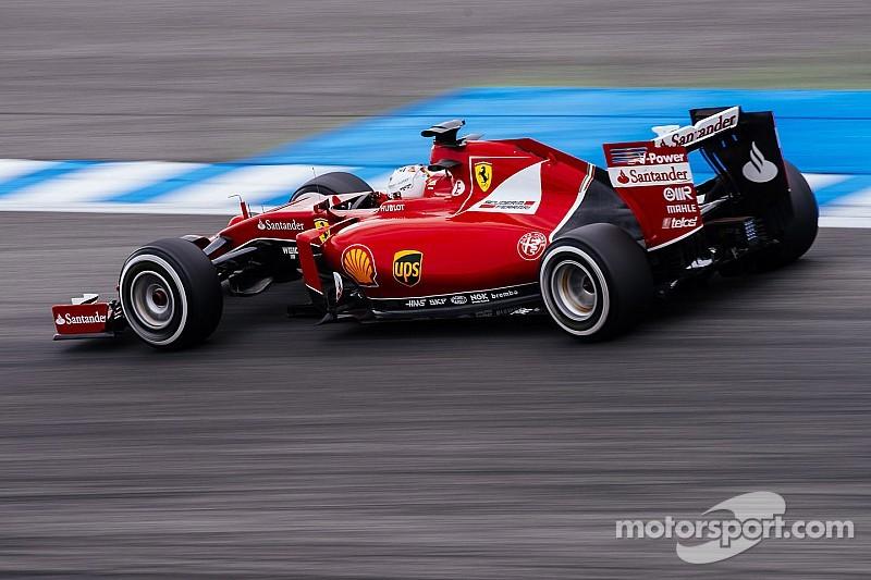 Ferrari: Día final de pruebas en Barcelona