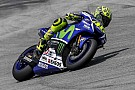 Rossi uses new gearbox to full advantage to lead in Sepang
