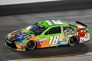 Joe Gibbs names subs for Kyle Busch