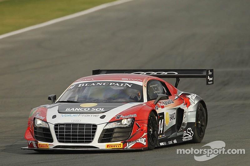 GT Open: El equipo Novadriver prueba su coche en España