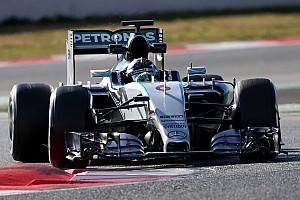 Formula 1 Testing report Rosberg sets fastest time yet to top Barcelona test