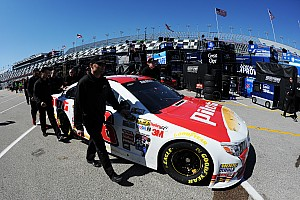NASCAR Sprint Cup Qualifying report Reversal of Fortune