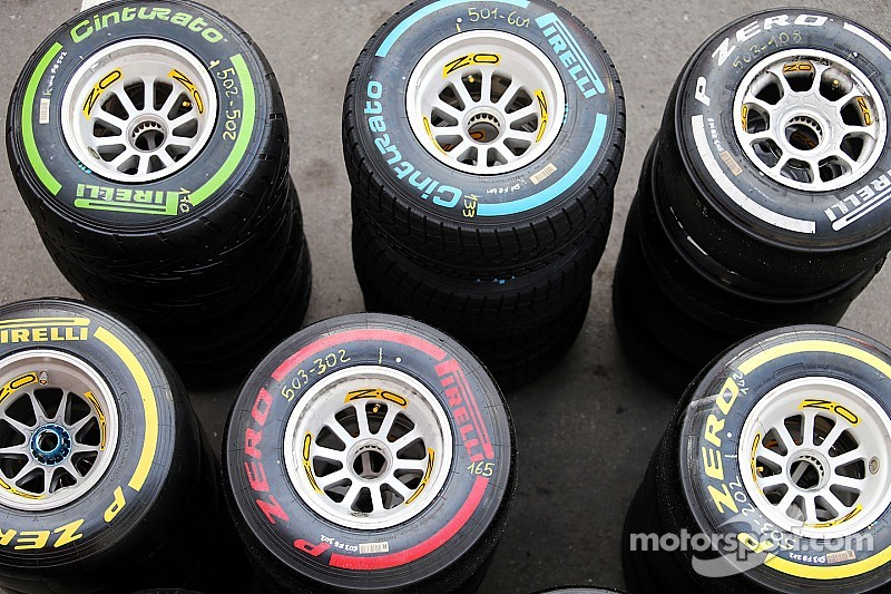 Pirelli compound choices for Australia to be announced within next three days