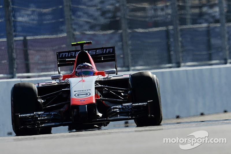 Manor Marussia pasa las pruebas de choque de la FIA