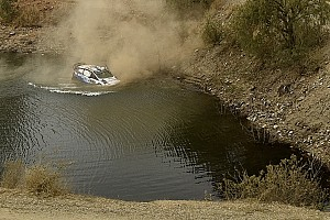 WRC Breaking news Tanak confident M-Sport can get back on track after sinking car in a lake