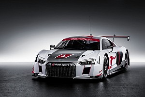 GT Breaking news New Audi R8 LMS to debut this week