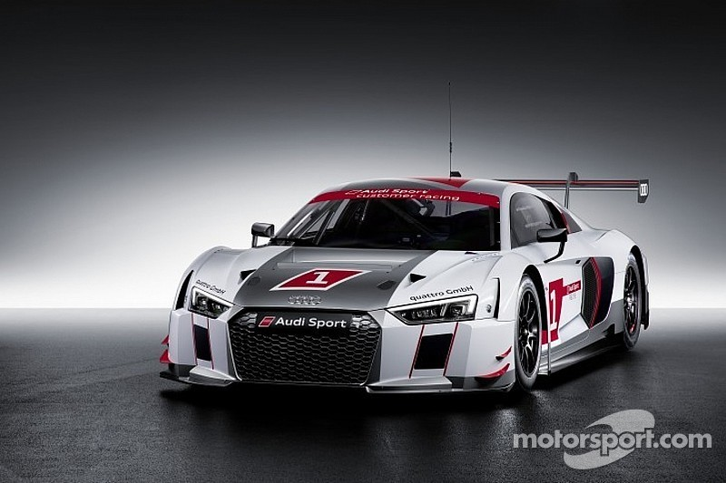 New Audi R8 LMS to debut this week